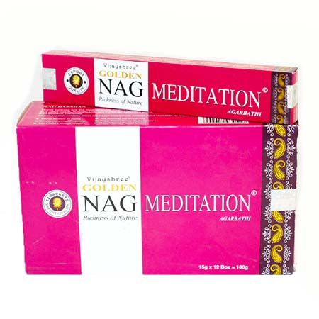 Incienso Nag Meditation